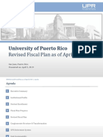 Plan Fiscal UPR