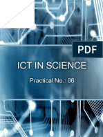 Ict in Science