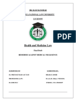 Medicine Law.docx
