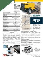 M70 Kaeser - RD 250 Cfm