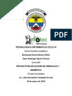 Tecnologia e Informatica Ciclo IV