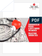 Cardiovascular Disease a Costly Burden