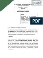 Casacion 1378-2017 Arequipa