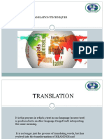 Translation I PDF