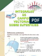 Sobre Campos Vectoriales