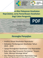 Paparan Pusat Orientasi KIE Kespro Catin Tk Prov Banten