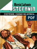 Cheyenne, ciudad de intriga-- Marcial Lafuente Estefania-- Coleccion Kansas nº 443.docx