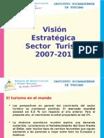 Visión estratégica sector turismo 2007 - 2011