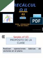 SEM 01 S-03 Operaciones Vectores