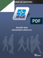 Exercicios de Raciocínio lógico - FGV