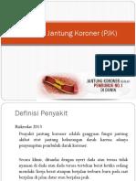 Penyakit Jantung Koroner (PJK) November