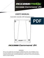 Manual Access Command 24 Ing