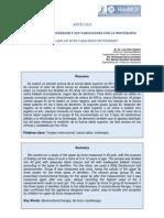La Fuerza Labial Superior y Sus Variaciones Con La Mioterapia