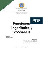 Informe de Funciones Udo