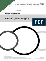 2016 Cardiac Heart Surgery V4