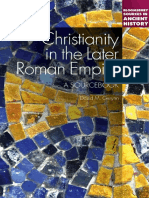 (Bloomsbury Sources in Ancient History) David M. Gwynn - Christianity in the Later Roman Empire_ a Sourcebook-Bloomsbury Academic (2015)