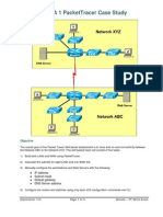 Case Study Ccna     Internet Protocols   Router  Computing