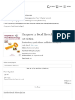 23 - Enzymes in Food Biotechnology - 1st Edition