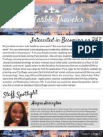 the tarble traveler december-6
