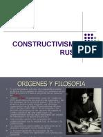 14. Constructivismo Ruso