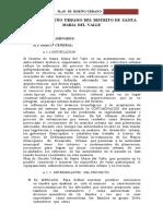 309879211 Plan de Diseno Urbano Del Distrito de Santa Maria Del Valle (1)