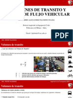 L01-Volumen de Transito y Analisis de Flujo (1)