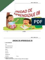UNIDAD DE APRENDIZAJE  6° OCTUBRE- 2015.docx