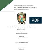 tesis inversion publica