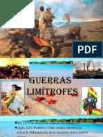 GUERRAS LIMITROFES