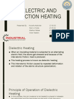 induction and dielectric heating