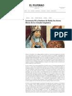 Inocencio III y Jiménez de Rada