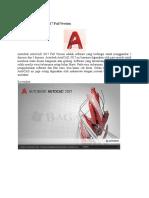 Autodesk AutoCAD 2017 Full Version.docx