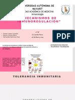 Elaborada Tolerancia inmunitaria.pptx