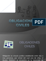 Obligaciones Civiles