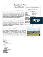 Campeonato Mundial de Polo - Wikipedia, La Enciclopedia Libre
