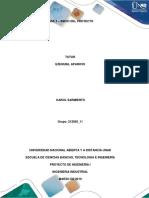 Fase 3_inicio Del Proyecto_karol Sarmiento