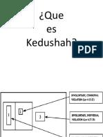 Que es kedushah