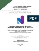 Proyecto de inversión de creación de plataforma de marketing online_2017 I_ADNI.pdf