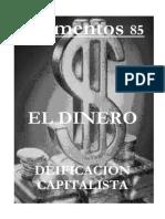 248170088 Elementos Nº 85 DINERO