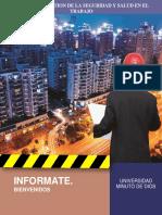 Cartilla de Sg Sst PDF