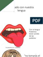 Cuidado Con Nuestra Lengua 3 Mndamiento