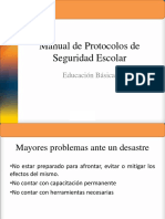 15 Manual de Seguridad Escolar