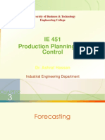 Lecture 7 FORECASTING.ppt
