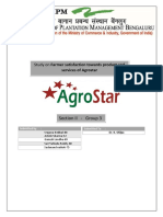 Agrostar Loyalty program