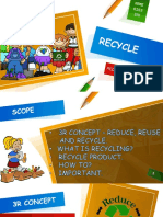 Recycle Presentation - Eri