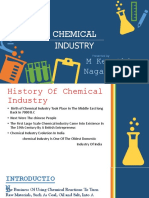 CHEMICAL Industry (Business and Industry)