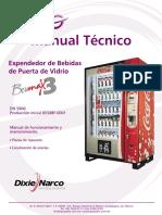 Manual de Programacion y Partes Bev Max Coca Cola.pdf