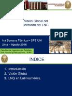 Visión Global Del Mercado Del LNG