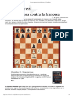 Arma Sorpresa Contra La Francesa _ ChessBase