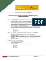 Std-ic Vul Simulated Exam (Questionnaire)_final
